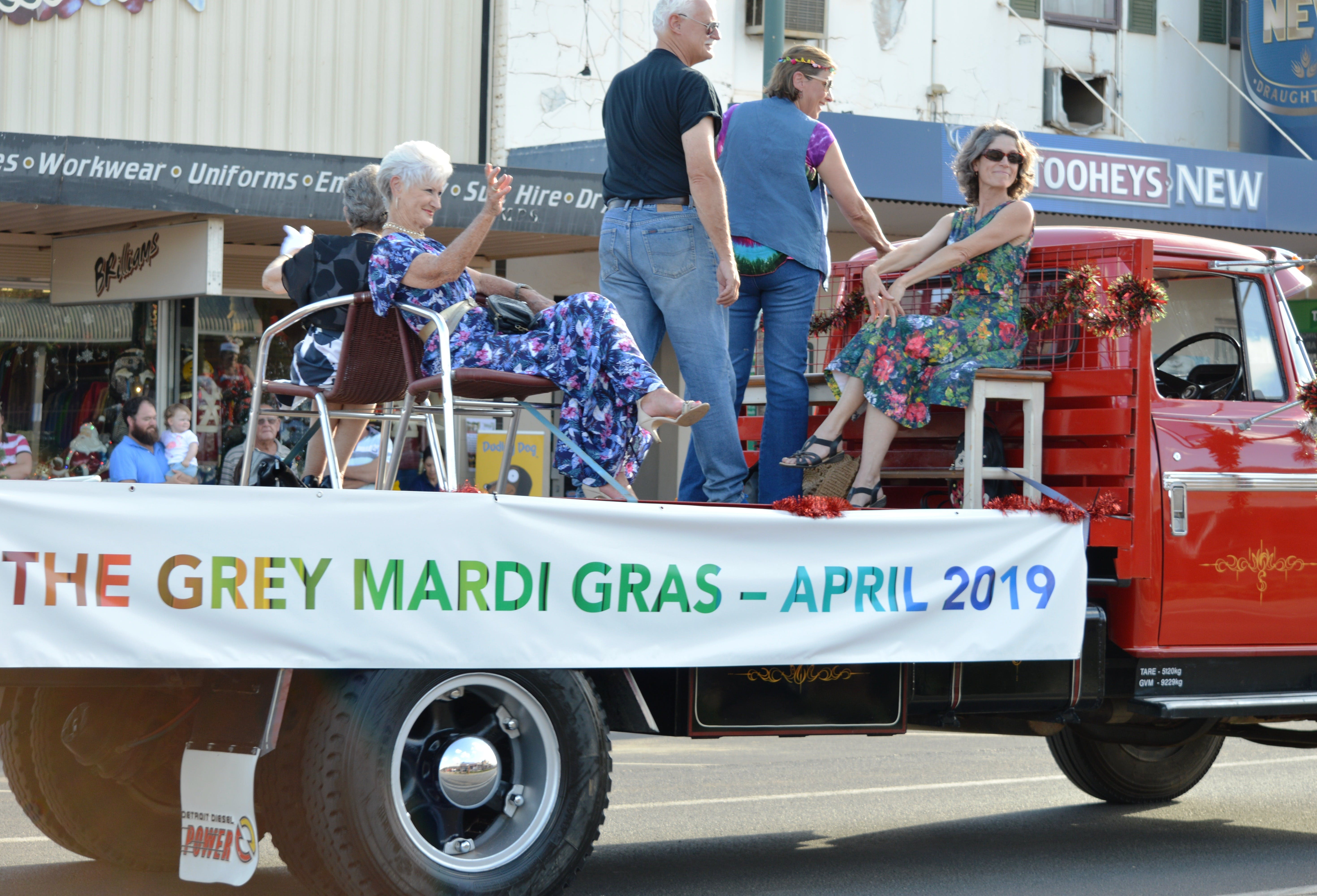 The Grey Mardi Gras - Pubs Perth