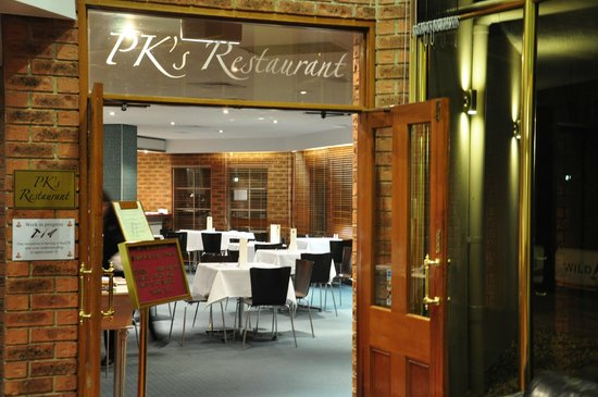 PK's Restaurant - Pubs Perth