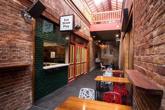 Railway Hotel Warragul - Pubs Perth