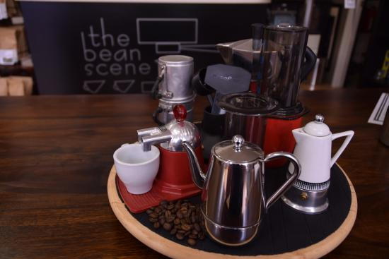 The Bean Scene - Pubs Perth