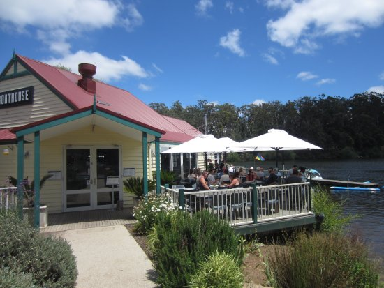Boathouse Daylesford - Pubs Perth