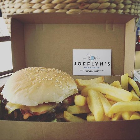 Jofflyn's Fish  Chips - Pubs Perth