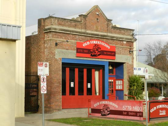 Old Fire Station - Pubs Perth