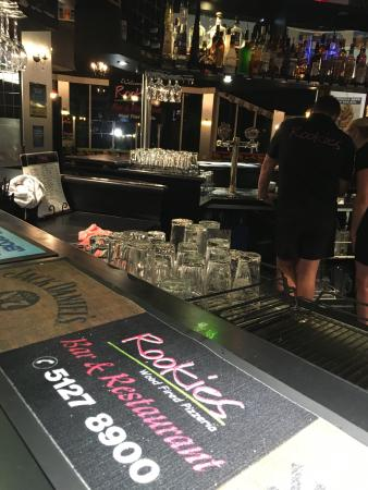 Rookies Pizzeria Bar  Grill - Pubs Perth