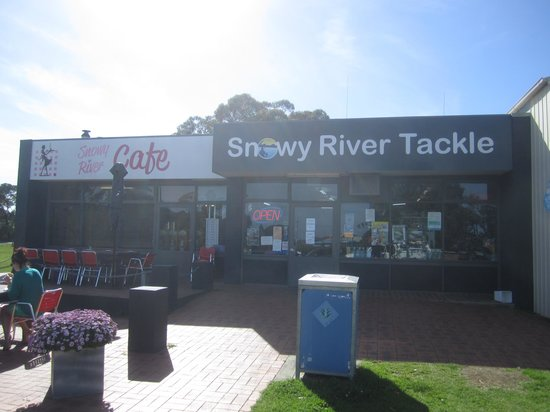 Snowy River Cafe - Pubs Perth