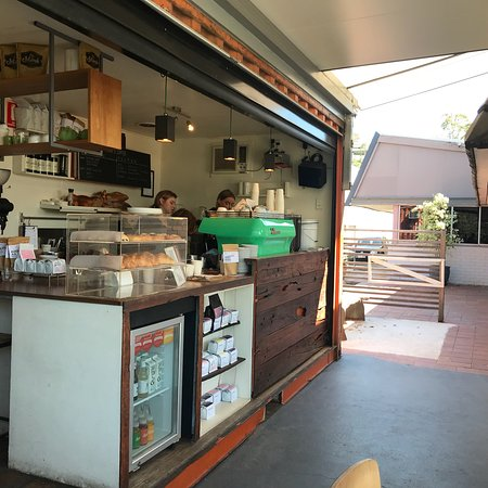 The Tiller Coffee - Pubs Perth