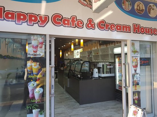 Happy Cafe and Cream House - Pubs Perth