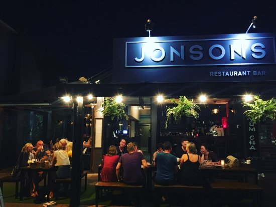 Jonsons Restaurant Bar - Pubs Perth