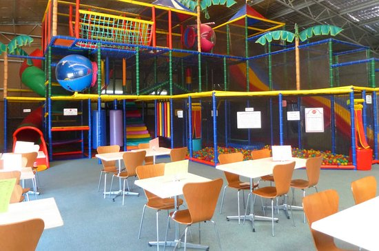 Rumble Tumbles Indoor Playcentre  Cafe - Pubs Perth