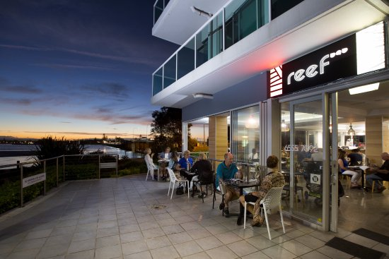 Reef Bar Grill - Pubs Perth