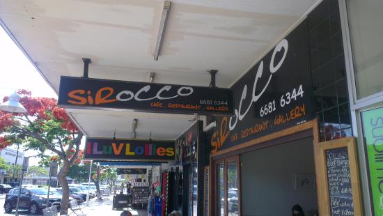 Sirocco Cafe and Gallery - Pubs Perth