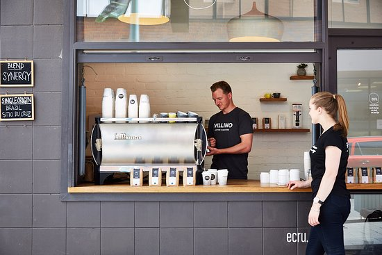Ecru Coffee - Pubs Perth