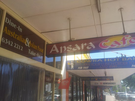 Apsara Cafe - Pubs Perth