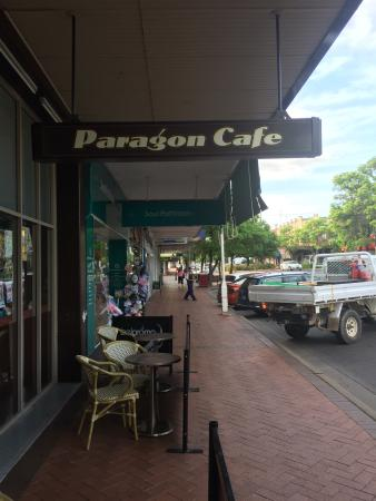 Paragon Cafe Parkes - Pubs Perth