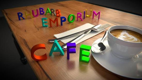 Rhubarb Emporium Cafe - Pubs Perth