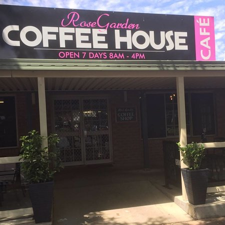 Rose Garden Coffee House - Pubs Perth