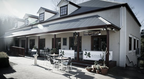 The Courtyard Cafe Berrima - Pubs Perth