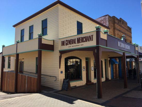 The General Merchant - Pubs Perth