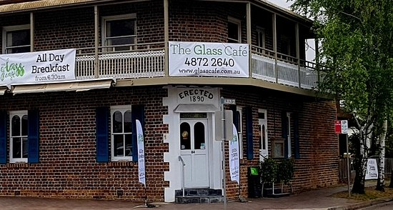 The Glass Cafe - Pubs Perth