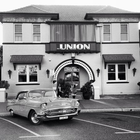 The Union Bar Inverell - Pubs Perth