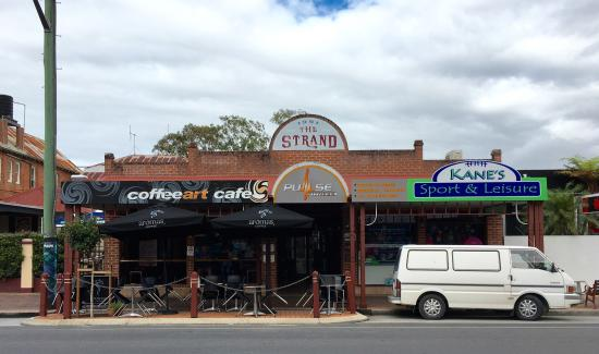 Coffeeart Cafe - Pubs Perth