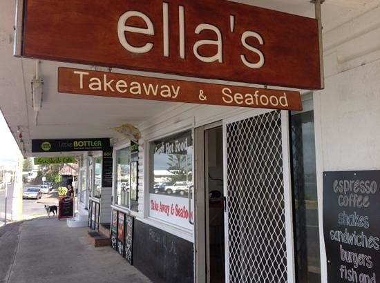 Ella's Takeaway and Seafood Harrington - Pubs Perth