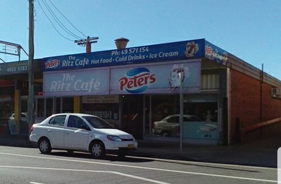 The Ritz Cafe - Pubs Perth