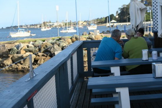 Pelican Point Fish  Chips - Pubs Perth
