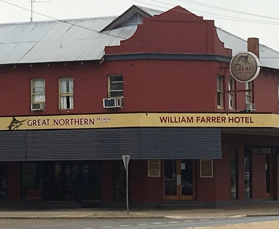 William Farrer Hotel - Pubs Perth