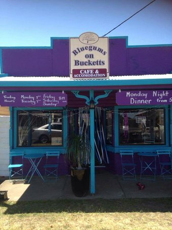 Bluegums on Bucketts - Pubs Perth