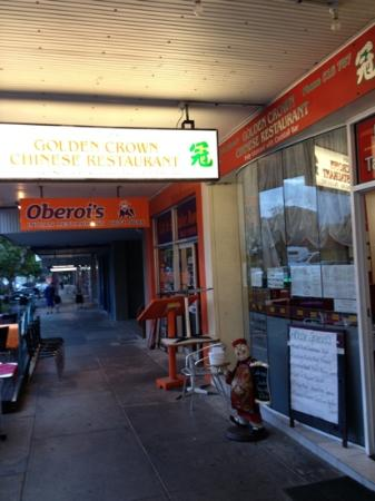 Golden Crown Chinese Restaurant - Pubs Perth