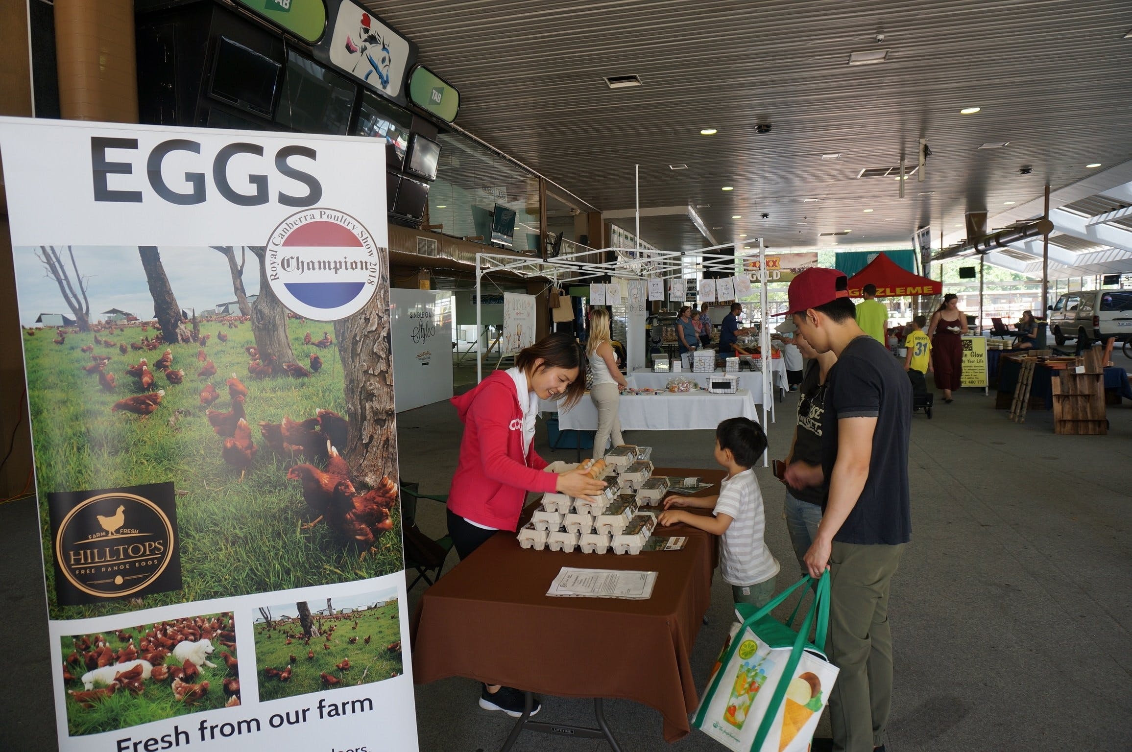 Northside Family Farmers Markets - Pubs Perth