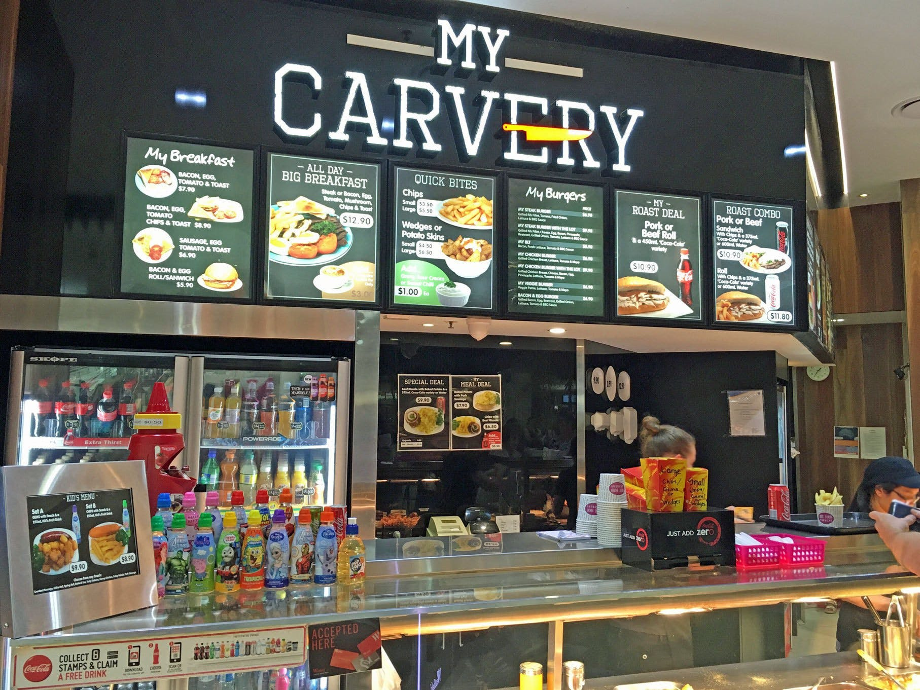 My Carvery - Carindale - Pubs Perth
