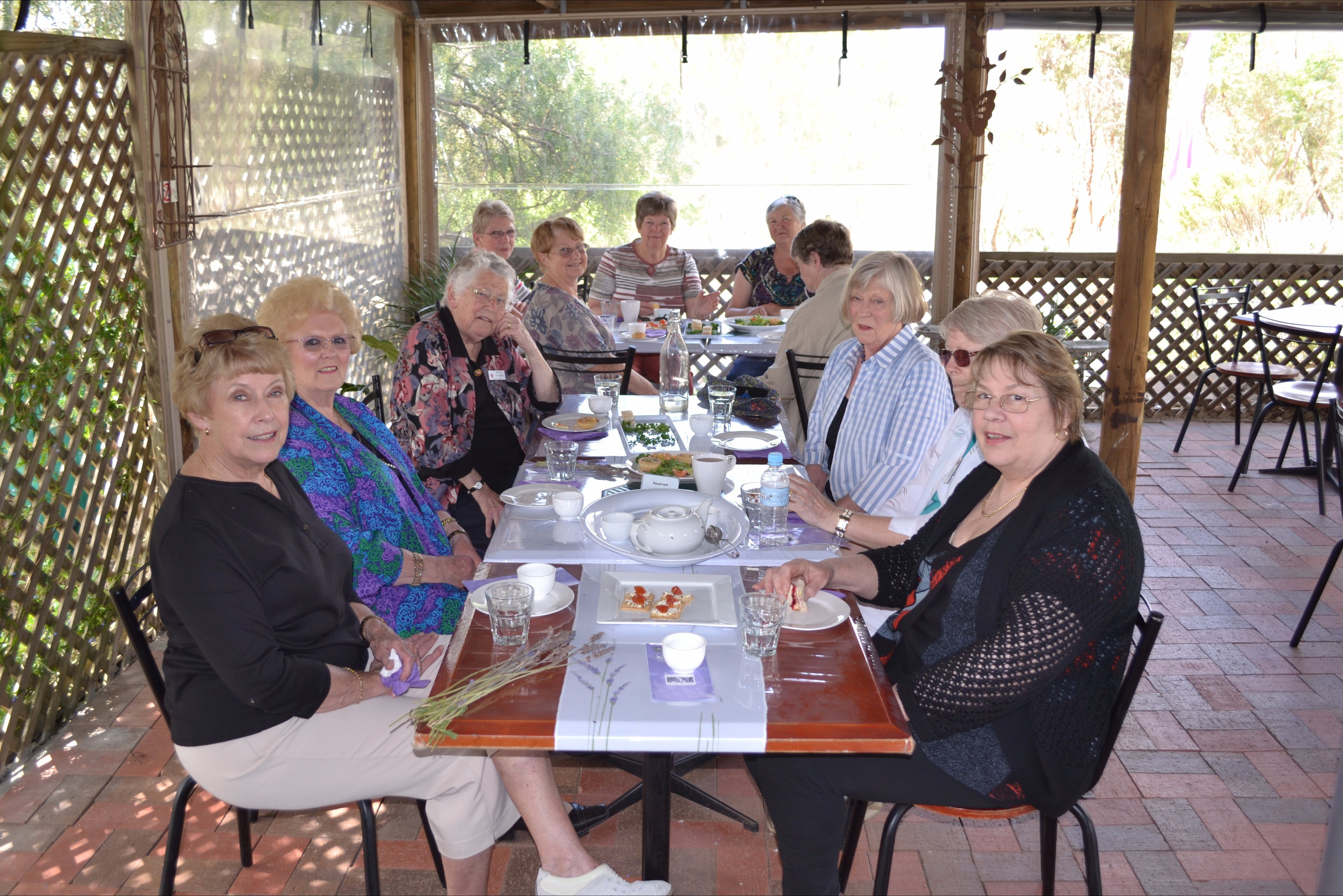 Lyndoch Lavender Farm Cafe - Pubs Perth
