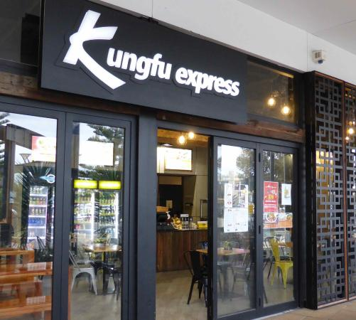 Kungfu Express - Pubs Perth