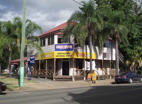 Queensland National Hotel - Pubs Perth