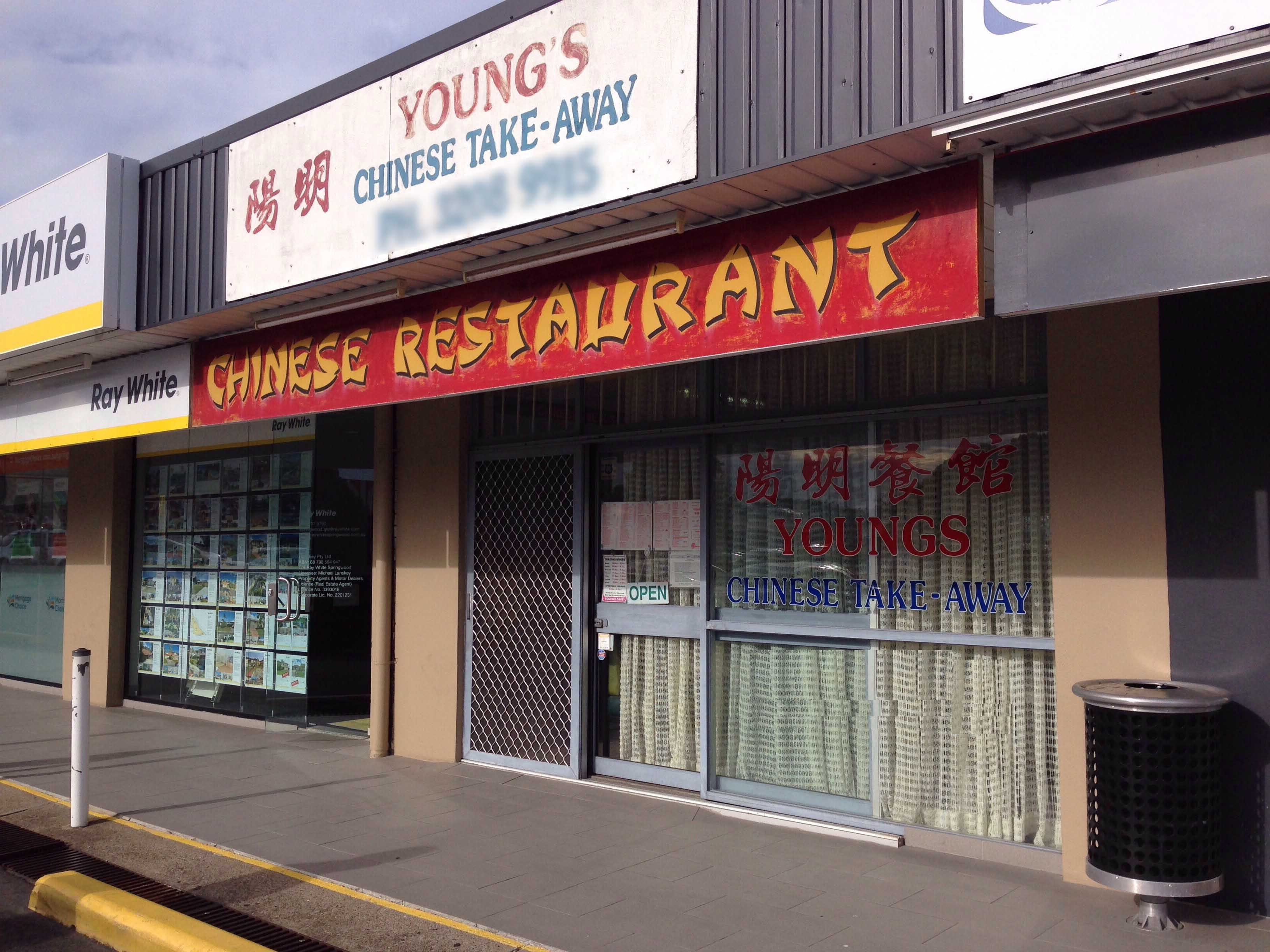 Young's Chinese Takeaway - Pubs Perth