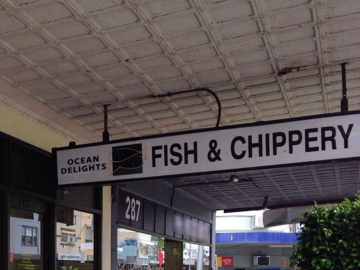 Ocean Delights Fish  Chippery - Pubs Perth