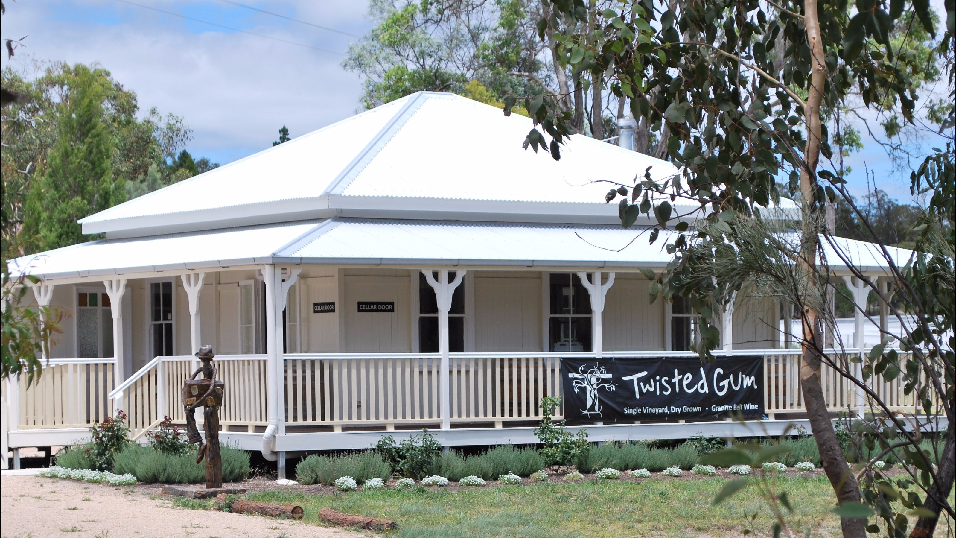 Twisted Gum Wines - Pubs Perth