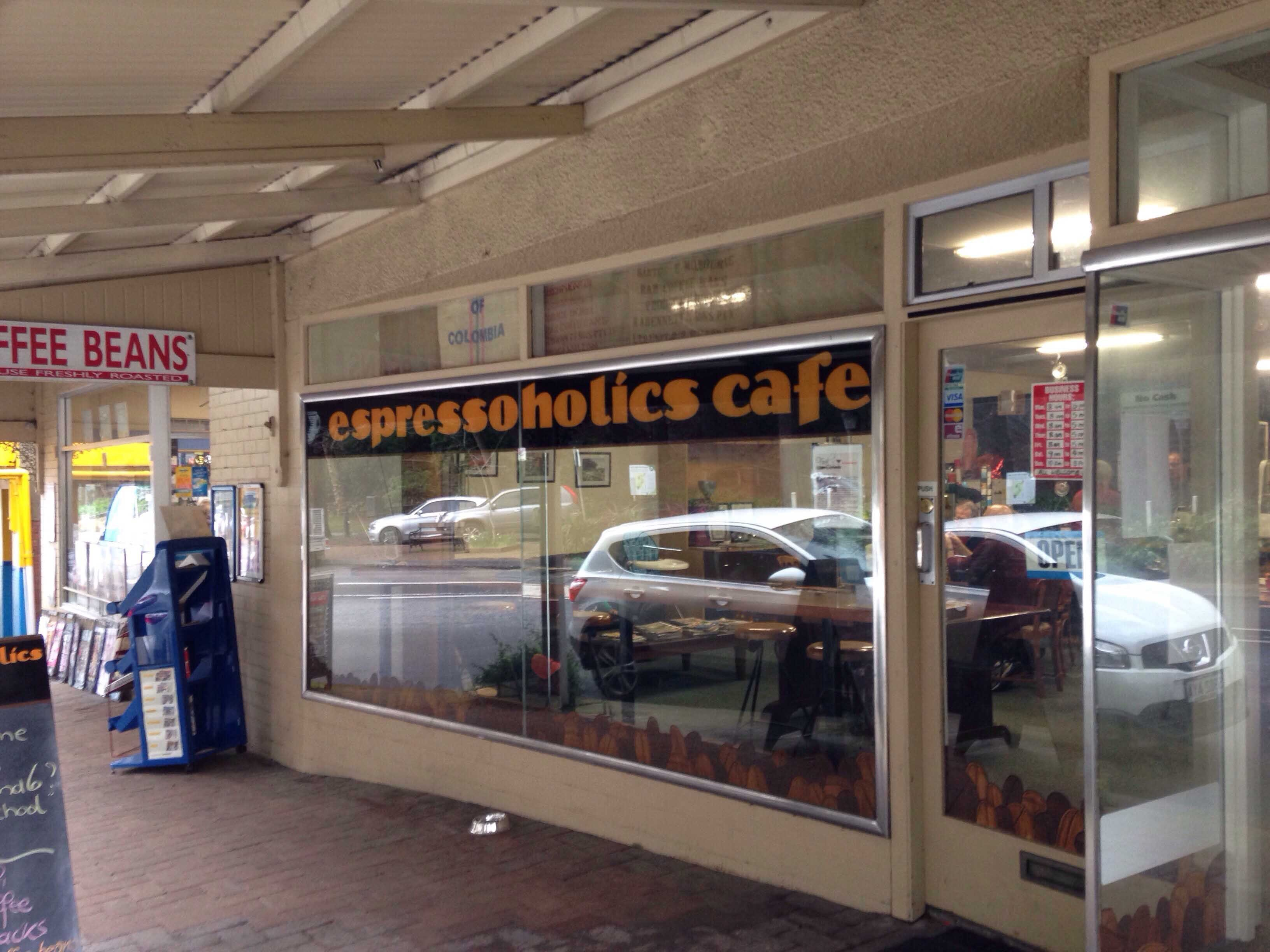 Espressoholics Cafe - Pubs Perth