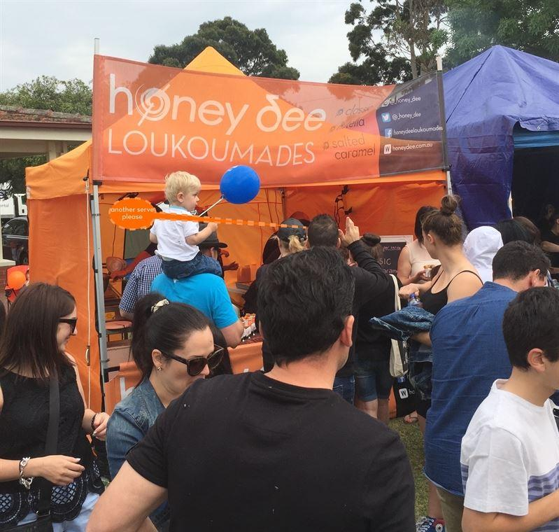 Honey Dee Loukoumades - Pubs Perth