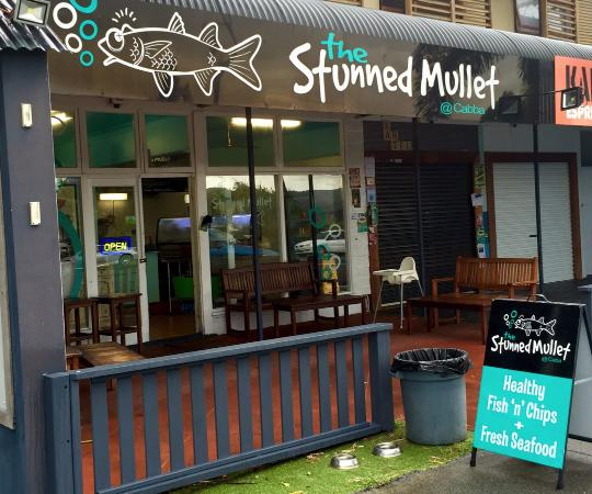 The Stunned Mullet - Pubs Perth