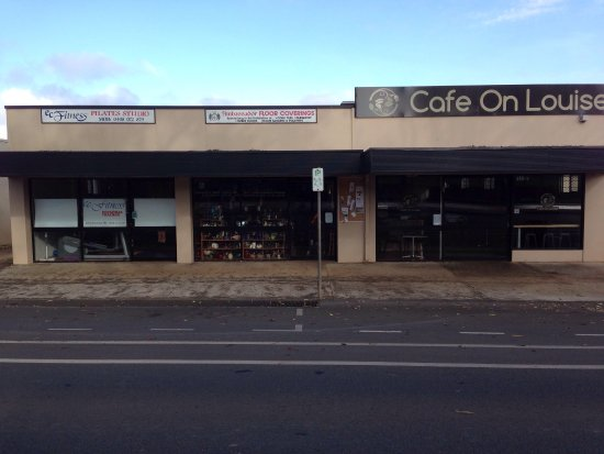 Cafe On Louise - Pubs Perth