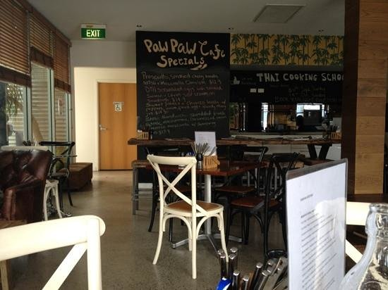 Pawpaw Cafe - Pubs Perth