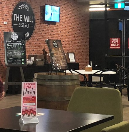 The Mill Bistro - Pubs Perth
