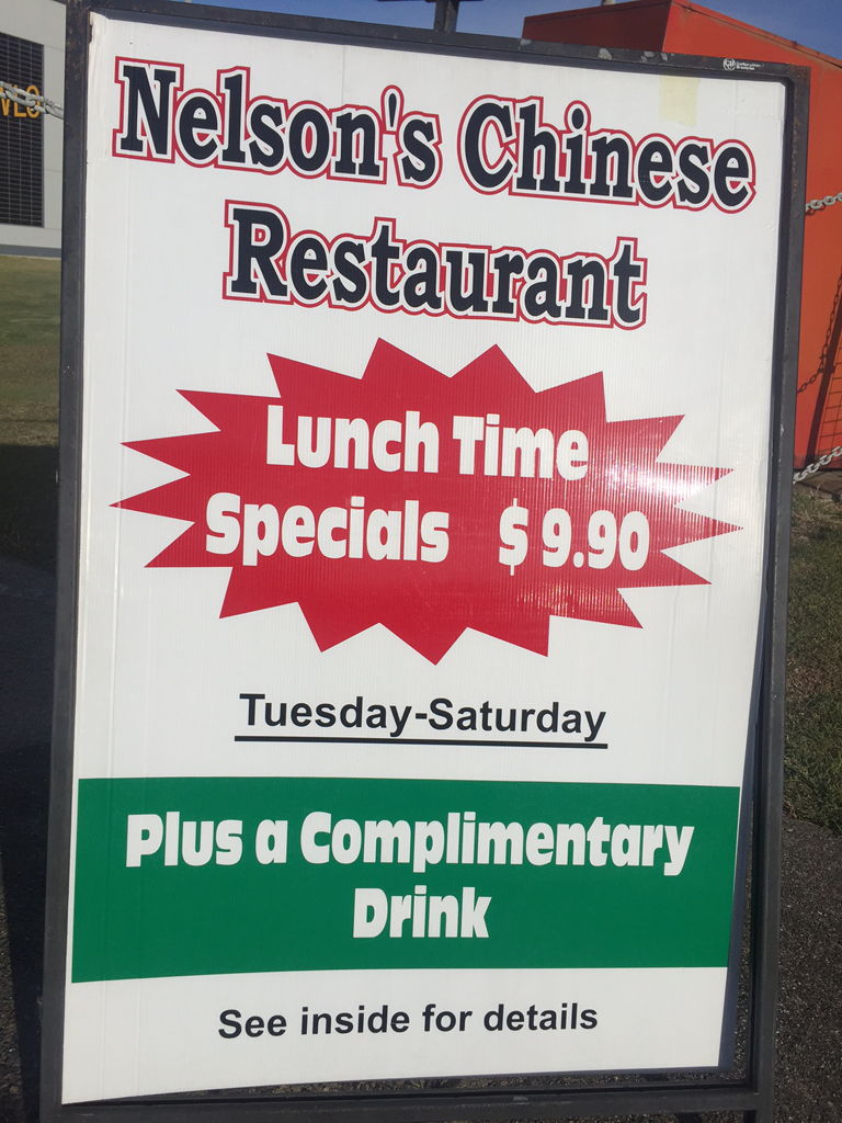 Nelsons Chinese Restaurant - Pubs Perth