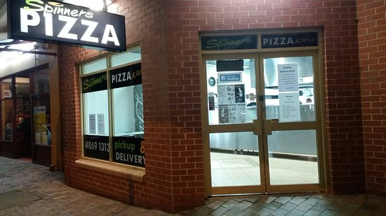 Spinners Pizza - Pubs Perth