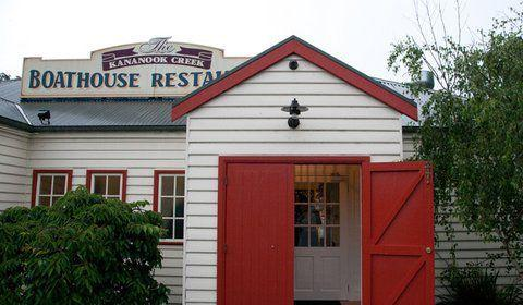 The Boathouse Restaurant - Pubs Perth