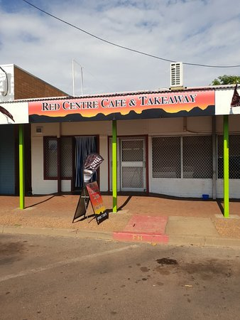 Red Centre Cafe and Takeaway - Pubs Perth