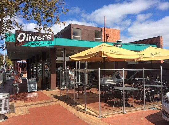 Olivers Bakery  Cafe - Pubs Perth